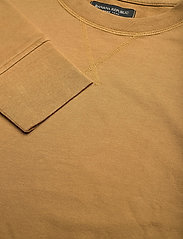 Banana Republic - Core Temp Terry Sweatshirt - basic sweatshirts - sahara tan - 2