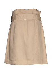 Banana Republic - Paperbag Utility Skirt - short skirts - ecru - 3
