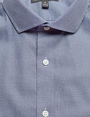 Banana Republic - I CA LOGO NI DOBBY - checkered shirts - elysian blue - 2