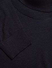 Banana Republic - Italian Merino Turtleneck Sweater - basic knitwear - navy - 2