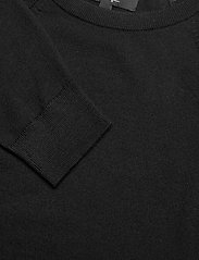 Banana Republic - Italian Merino Crew-Neck Sweater - basic knitwear - black - 2