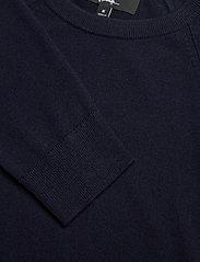 Banana Republic - Italian Merino Crew-Neck Sweater - basic knitwear - navy - 2
