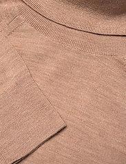 Banana Republic - Merino Turtleneck Sweater in Responsible Wool - turtlenecks - camel - 2
