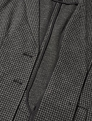 Banana Republic - Unstructured 24-Hour Ponte Blazer - getailleerde blazers - grey houndstooth - 3
