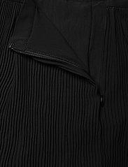 Banana Republic - Pleated Mini Skirt - short skirts - black k-100 - 3