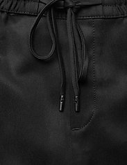 Banana Republic - Slim TENCEL™ Pant - casual byxor - black - 3