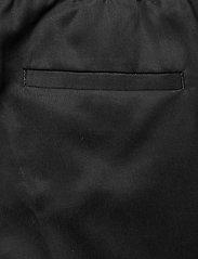 Banana Republic - Slim TENCEL™ Pant - casual byxor - black - 4