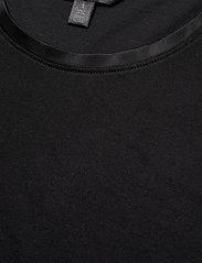 Banana Republic - I SS Elevated Tee - t-shirts - black - 3