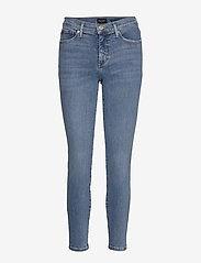 Banana Republic - Mid-Rise Skinny Ankle Jean - skinny jeans - light wash - 0