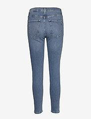 Banana Republic - Mid-Rise Skinny Ankle Jean - skinny jeans - light wash - 1