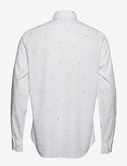 Banana Republic - Standard-Fit Luxe Poplin Shirt - oxford-paidat - plein air 13-4111 tcx - 1