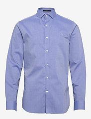 Banana Republic - I CA LOGO NI SOLID - basic shirts - blue - 0