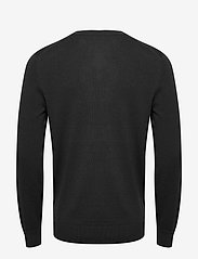 Banana Republic - Italian Merino V-Neck Sweater - perusneuleet - black - 1
