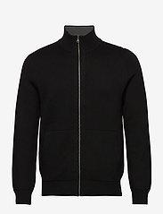 Banana Republic - Sweater Jacket - basic knitwear - black - 0