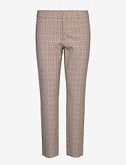 Banana Republic - Modern Sloan Skinny-Fit Washable Pant - broeken med skinny fit - camel - 0