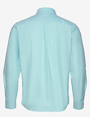 Banana Republic - I UT LOGO OXFORD SOLID - basic shirts - light blue - 1