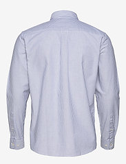 Banana Republic - I UT LOGO OXFORD STRIPE - oxford shirts - blue violet - 1