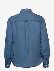 Banana Republic - Dillon Classic-Fit TENCEL™ Utility Shirt - jeansblouses - chambray sp00 - 1