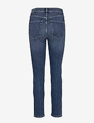 Banana Republic - High-Rise Slim Ankle Jean - wąskie dżinsy - medium wash - 1