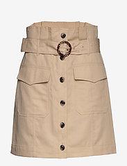 Banana Republic - Paperbag Utility Skirt - short skirts - ecru - 1