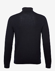 Banana Republic - Italian Merino Turtleneck Sweater - basic knitwear - navy - 1
