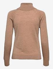 Banana Republic - Merino Turtleneck Sweater in Responsible Wool - turtlenecks - camel - 1