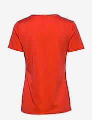 Banana Republic - I SS Elevated Tee - t-shirts - hot red - 1