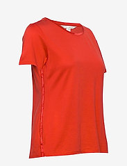 Banana Republic - I SS Elevated Tee - t-shirts - hot red - 3