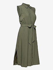 Banana Republic - LENZING™ ECOVERO™ Shirtdress - summer dresses - flight jacket - 2