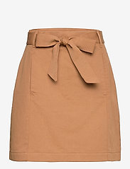 Banana Republic - Utility Mini Skirt - korta kjolar - afternoon latte - 0