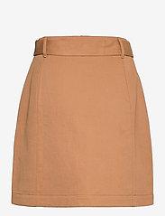 Banana Republic - Utility Mini Skirt - korta kjolar - afternoon latte - 1