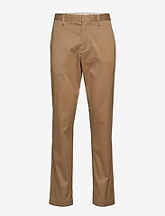 Banana Republic - Aiden Slim Rapid Movement Chino - chinos - airforce khaki - 0