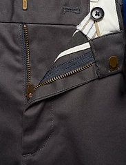 Banana Republic - Aiden Slim Rapid Movement Chino - chinos - charcoal 1 - 3