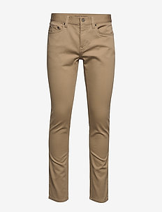Skinny Traveler Pant - pantalons chino - khaki