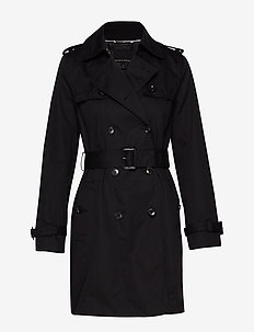 CLASSIC TRENCH - BLACK