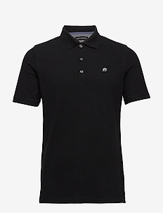 Signature Pique Polo - BR BLACK