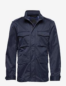 Water-Resistant Field Jacket - vindjakker - preppy navy