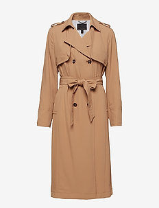 MAXI TRENCH - BEIGE F99