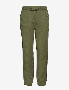 TENCEL™ Utility Jogger Pant - FLIGHT JACKET