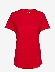 SUPIMA® Cotton Crew-Neck T-Shirt - ULTRA RED