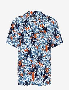 Soft Camp Shirt - VINTAGE FLORAL