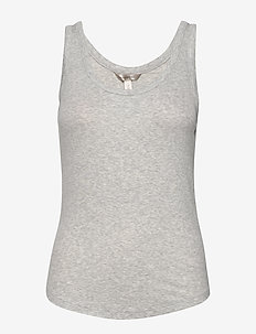 Essential Tank Top - basis t-shirts - light grey