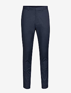 Slim Core Temp Non-Iron Dress Pant - SMOKEY NAVY