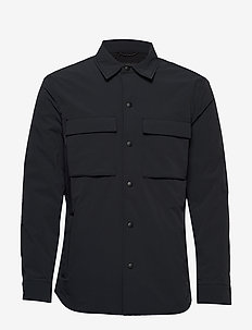 Motion Tech Shirt Jacket - DARK NAVY