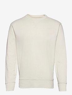 Core Temp Terry Sweatshirt - basic sweatshirts - transition cream