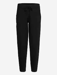 Sweater Jogger - sweatpants - br black