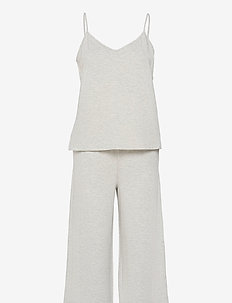 Baby Terry Pajama Gift Set - pyjama''s - heather grey
