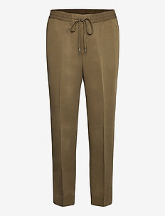 Slim TENCEL™ Pant - casual trousers - heritage olive