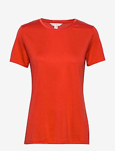 I SS Elevated Tee - t-shirts basiques - hot red