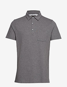 Don't-Sweat-It Polo - FLINT GREY 231